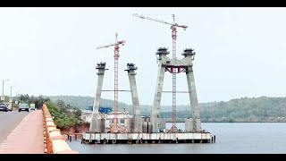 New Zuari Bridge Work Halted As Chinese Consultants Can't Come: PWD Minister