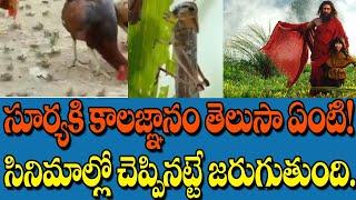 సూర్యకి కాలజ్ఞానం తెలుసా.| Hero Surya Movie Scenes In Real Life | COVID & MEDUTHALU Effect In India