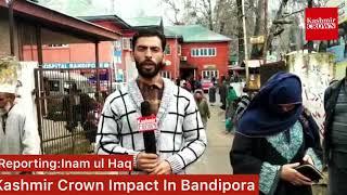 Kashmir Crown News Impact In Bandipora.Authorities Wake Up After Kashmir Crown Report.