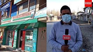 JANTA CURFEW IMPACT : Janta Curfew Observed In Sub Division Pattan.