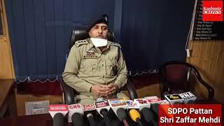 Pattan Police Busted Another Gang Of Robbers, Gang Was Looting Masjids In The Area