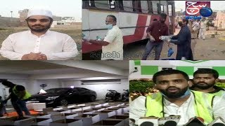 These Are The Real Hero's Of Lockdown In Hyderabad   The Great Work By Youngsters  