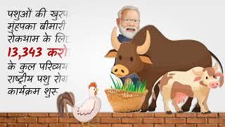सशक्त भारत आत्मनिर्भर भारत। #1YearOfModi2