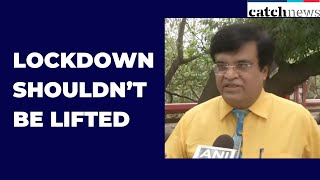 Lockdown Shouldn't Be Lifted As COVID-19 Curve Yet To Flatten: Apollo's Dr Vivek | Catch News
