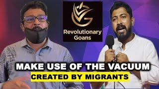 Make use of vacuum created by migrants CCP Mayor to Revolutionary Goans