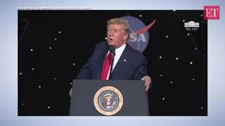 New age of American ambition has begun: Trump after SpaceX Dragon Capsule reached low Earth orbit