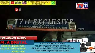 MURDER AT MIRALAM TANK TALAB  BAHADURPURA POLICE STATION HYDERABAD PERSON IDENTIFICATION MOHAMMAD AG