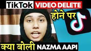 TikTok Removes YouTuber Saloni Gaur's Nazma Aapi Video On China