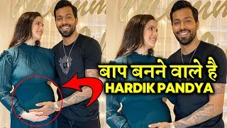 Hardik Pandya Announces Wife Natasa Stankovic's Pregnancy, Shares Pic With Baby Bump