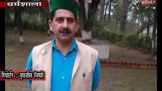1 june 4 केवल सिंह पठानिया ने धार कंडी क्षेत्र की बोह पंचायत में जा कर समझा जनता का दुखदर्द