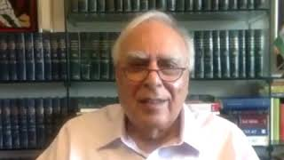 6 Years of Modi Govt: Kapil Sibal addresses media on India's unemployment rate
