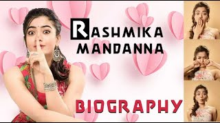 Rashmika Mandanna Biography | Father, Mother, Sister Photos & Biography