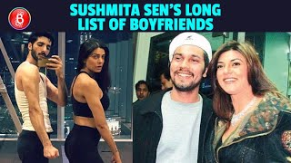 Randeep Hooda To Rohman Shawl - Sushmita Sen's Long List Of Boyfriends