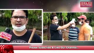 कांग्रेस की निगम पार्षद प्रेरणा सिंह ने दिल्ली सरकार और केंद्र सरकार पर किया तीखा हमला। dkp news
