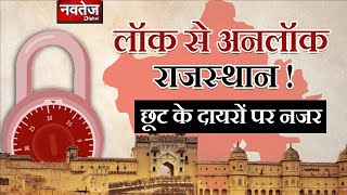 Rajasthan Government Unlock 1.0 Guidelines | Rajasthan Latest News | Navtej Digital