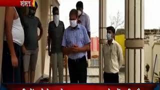 Jhunjhunu | जिला कलेक्टर UD Khan रहे जिले के दौरे पर,होम क्वारंटाइन लोगो से की मुलाकात | JAN TV