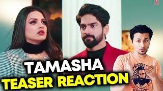 TAMASHA Teaser Reaction | Himanshi Khurana | Rony Singh | Marshall Sehgal