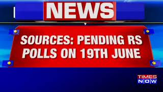 Deferred due to Covid-19, polls to 18 RS seats to be held on June 19: EC