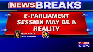 Naidu, Birla discuss holding monsoon session, favour 'virtual Parliament' as option in long run
