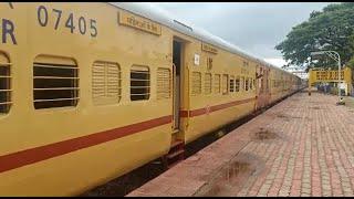 Goa Express begins Operations after a gap of around 2 months