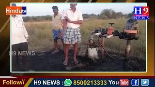 వెంకటాపూర్ గ్రామంలో షార్ట్ సర్క్యూట్