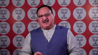 Address by BJP National President Shri JP Nadda on one year of Modi 2.0. #1YearofModi2