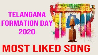 Telangana Formation Day 2020 Song | Balaji Dusari | Venu | Swarag | Top Telugu TV