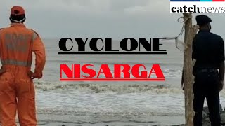 Cyclone Nisarga: NDRF Teams On Alert In Coastal Maharashtra | Latest News In English | Catch News