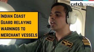 Cyclone Nisarga: Indian Coast Guard Relaying Warnings To Merchant Vessels, Fishermen | Catch News