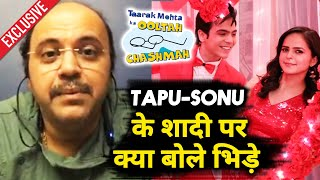 Bhide Reveals When Tapu And Sonu Will GET Married | Taarak Mehta Ka Ooltah Chashmah | Exlcusive