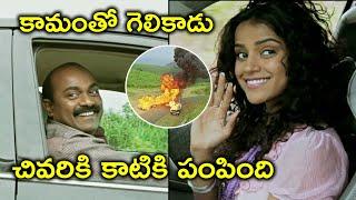 కామంతో గెలికాడు కాటికి పంపింది   Prithviraj Latest Movie Scenes   Bhavani HD Movies