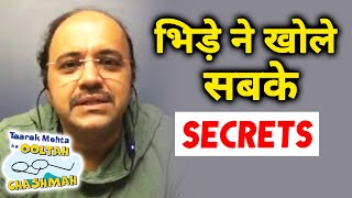 Bhide Master REVEALS The Secret Of Jethalal Tapu Dayaben And More | Taarak Mehta Ka Ooltah Chashmah