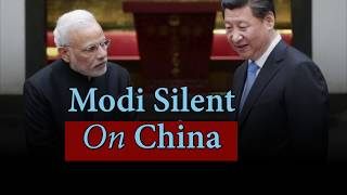 #ModiSpeakUpOnChina | PM Modi Silent on China