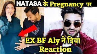 Natasa Stankovic Ex Boyfriend Aly Goni REACTS On Natasa's Pregnancy