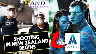 Avatar 2 To Resume Shooting In New Zealand; James Cameron Film