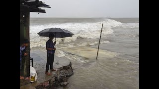 Cyclone Nisarga landfall begins, will be completed in 3 hours: IMD