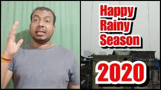 Happy Rainy Season 2020 To All Friends