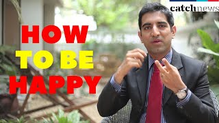 These Lessons Of Yogesh Chabria Will Make You Feel Happy | Motivational Speech | Catch News