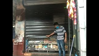 WATCH: 7 shop burgled during lockdown hours in Marcel