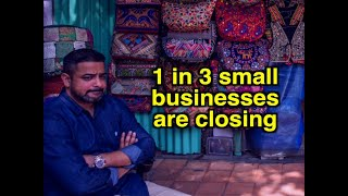 6 Years of Modi Govt | 1 in 3 Small Businesses are closing