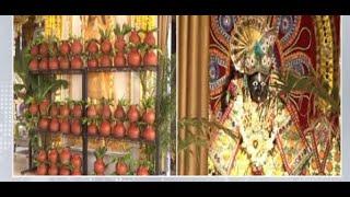 અમદાવાદ : જગન્નાથ મંદિરેથી સાદગીપૂર્વક જળયાત્રાનો પ્રારંભ