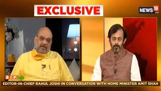 If Maha govt falls because of distrust amongst themselves, how can the BJP be blamed? - HM Amit Shah