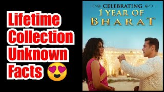 Bharat Movie Completes 1 Year, Lifetime Collection And Unknown Facts, Salman Khan