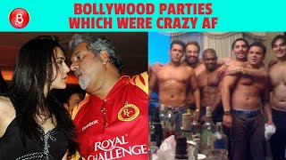 Craziest Bollywood Parties Of All Time Where Stars Went Wild AF