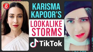 Karisma Kapoor's Lookalike Doppelganger Is Breaking The Internet With Her TikTok Videos