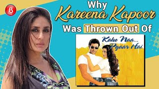 Why Was Kareena Kapoor Dropped Out Of Hrithik Roshan's Kaho Naa Pyaar Hai? Find Out
