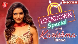Karishma Tanna's Candid Confessions On Spending Lockdown With Pets & Celebs Committing Suicide