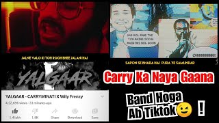 Carry Minati New Song Yalgaar Ho Is Out - Review, Kise Target Kiya Carry Ne!