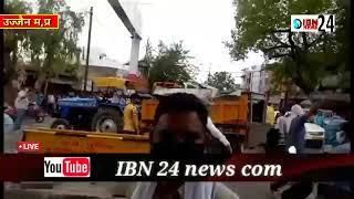 वरिष्ठ पत्रकार कैलाश सिसोदिया पर हिस्ट्रीशीटर मुकेश भदाले ने  हमला कर  परिवार को  लहूलुहान कर दिया