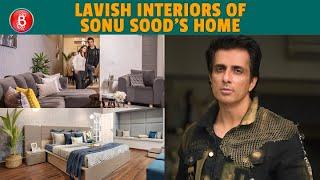 Lavish Interiors Of Sonu Sood's Massive Home